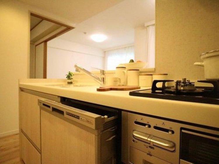 【reform】パークスクエア千歳船橋のキッチン画像