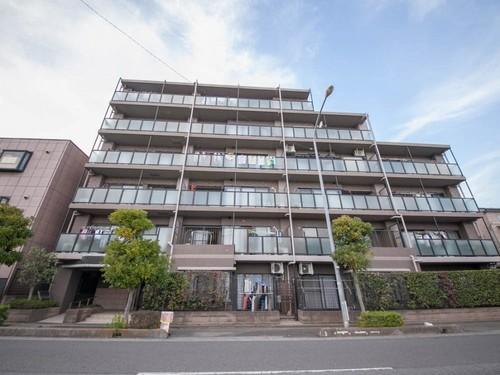 レクセルマンション東川口の物件画像