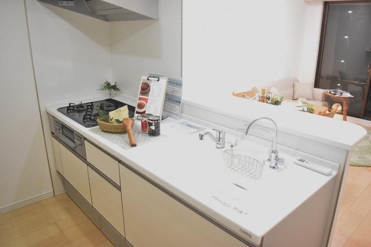 武蔵浦和パーク・ホームズのキッチン画像