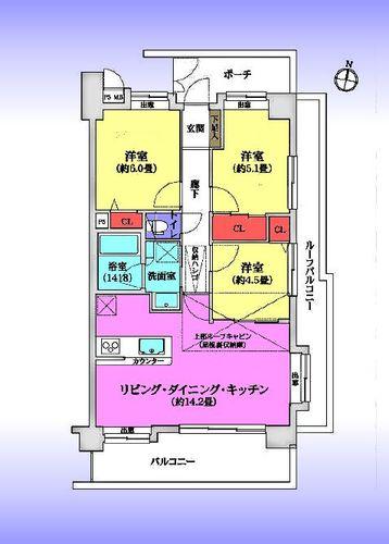 ライオンズステージ浦和の画像