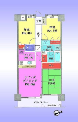 ドラゴンマンション西高島平弐番館の画像