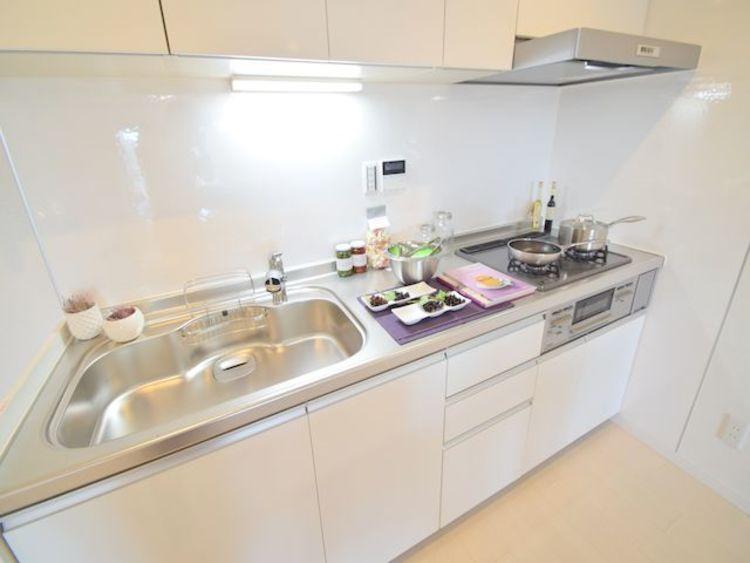 柏葉館のキッチン画像