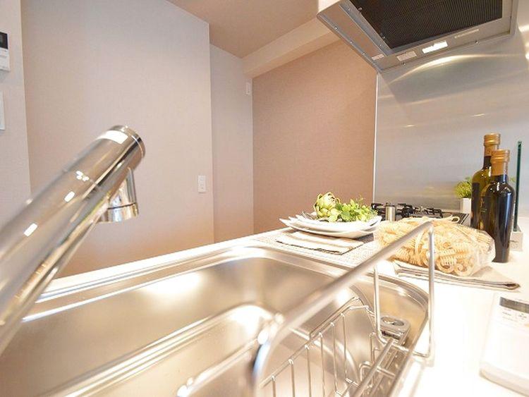 セザール調布のキッチン画像