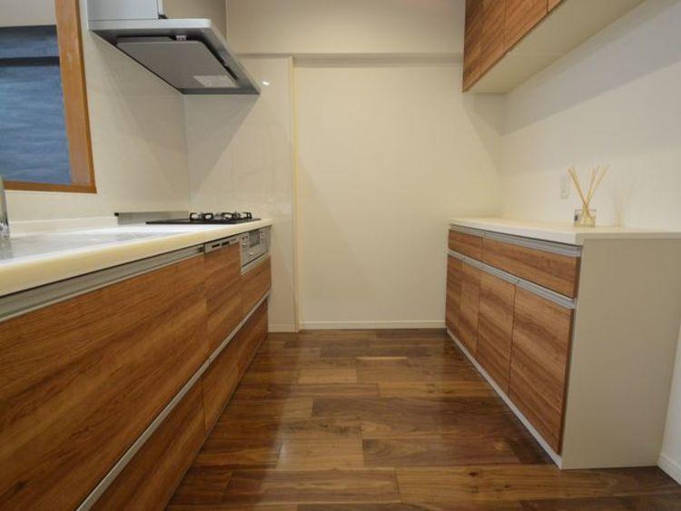 リュエル西調布のキッチン画像
