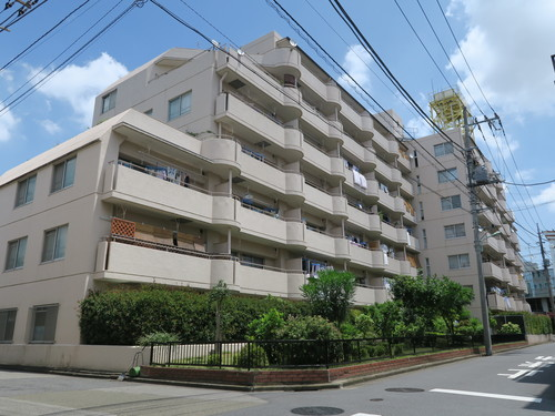 中銀川口マンションの物件画像