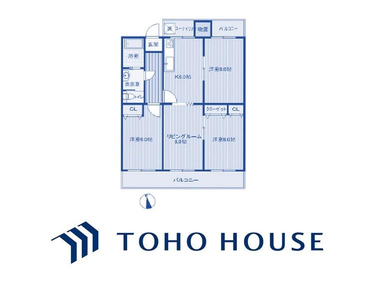 南浦和ニューライフマンション2号棟の物件画像