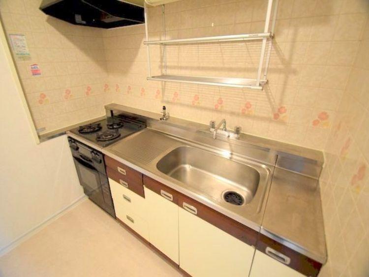豊栄アンバサダー調布のキッチン画像