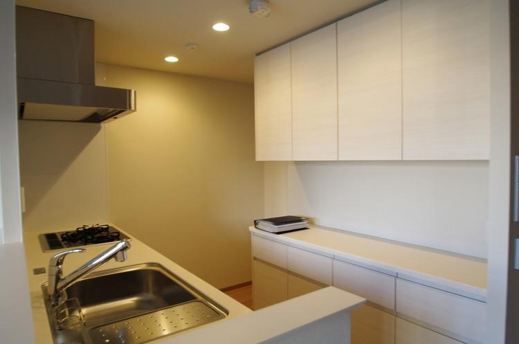 ザ・パークハウス市ヶ尾イーストのキッチン画像