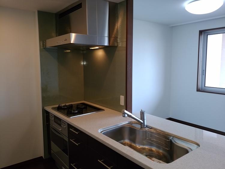 アーバンドックパークシティ豊洲 タワーA棟のキッチン画像