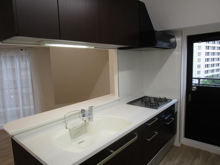 ドムール浅草のキッチン画像