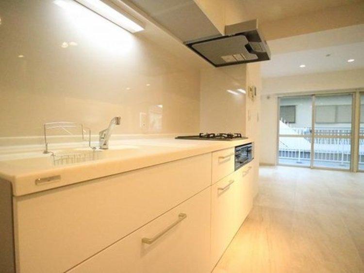 【renovation】メナー代田のキッチン画像