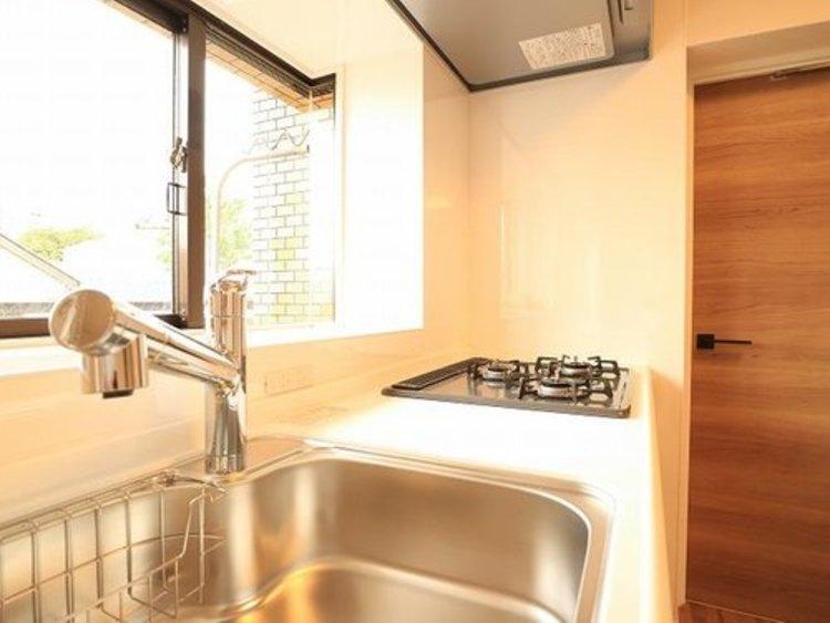 新規内装リノベーション『日神パレスゼームス坂』のキッチン画像