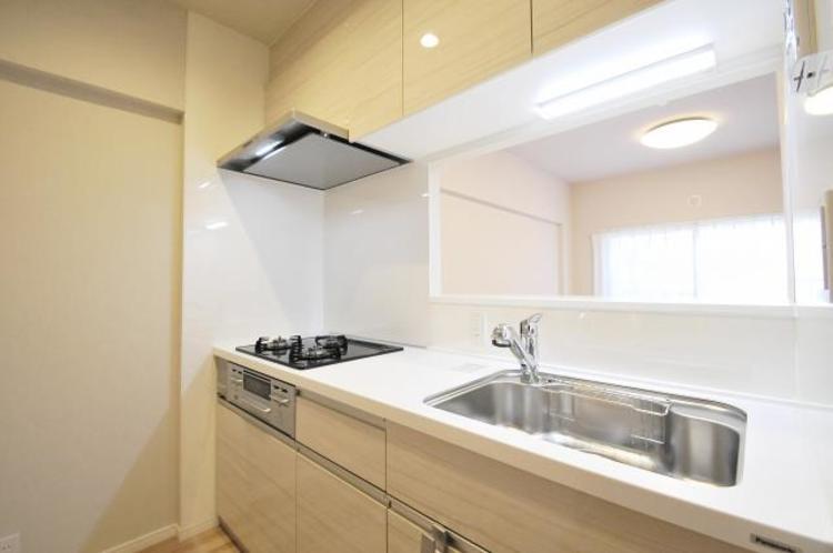 コスモ松戸リバーサイドのキッチン画像