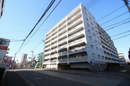 川口青木町スカイハイツの画像