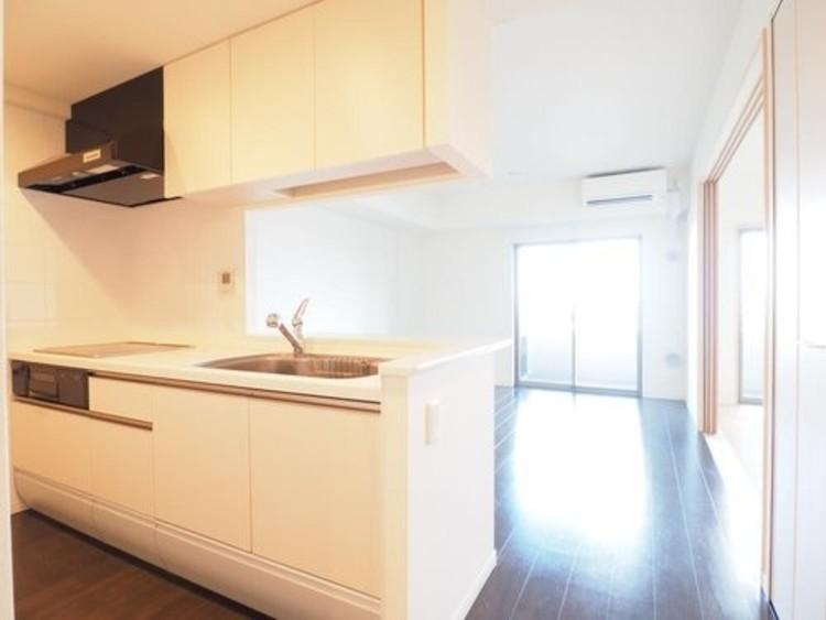 レーベンリヴァーレ リバー・スイート(5F)のキッチン画像