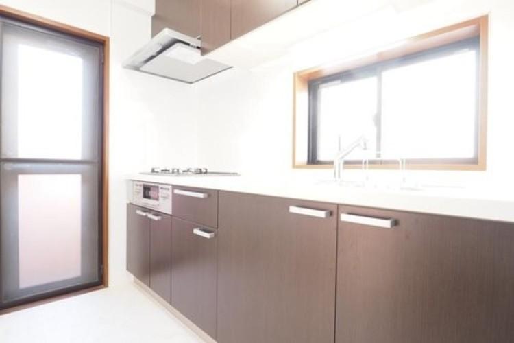 ライオンズマンション南小岩第2(2F)のキッチン画像