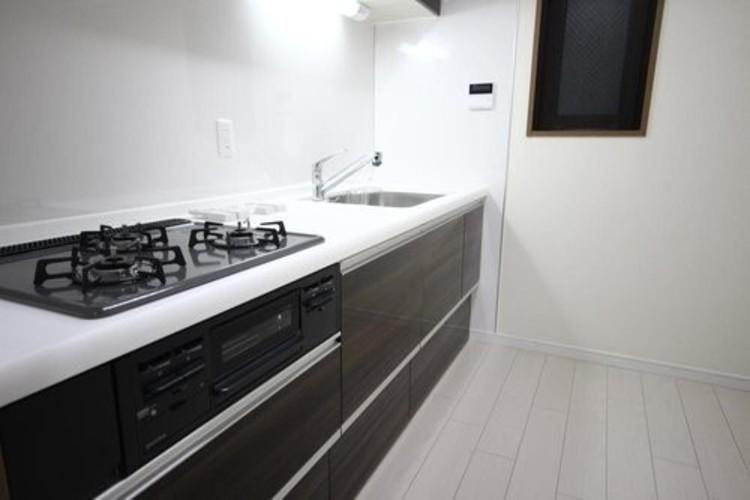 ライオンズマンション葛飾青戸(7F)のキッチン画像