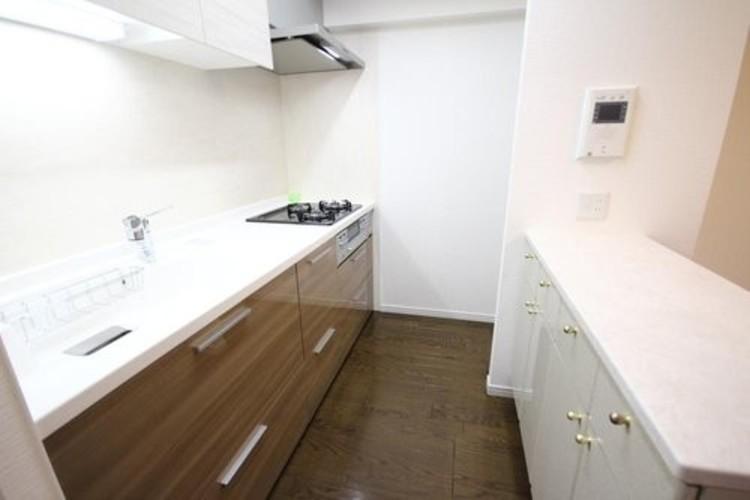 ライオンズマンション立石南(5F)のキッチン画像