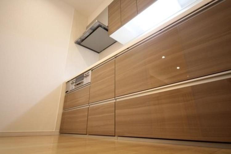 小松川グリーンハイツ1号棟(2F)のキッチン画像