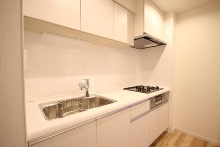 ライオンズマンション浅草三社(4F)のキッチン画像