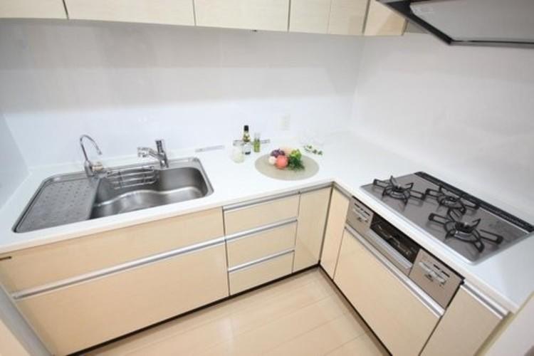 ライオンズシティ東京根岸(11F)のキッチン画像