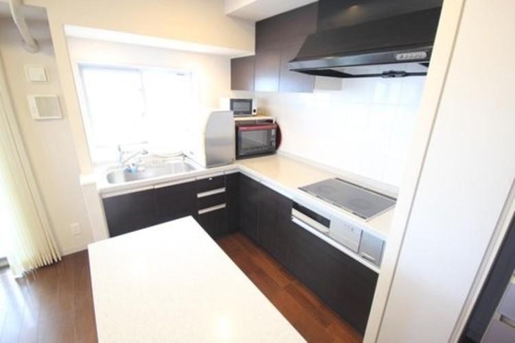 レノス船堀ブライトタワー(12F)のキッチン画像