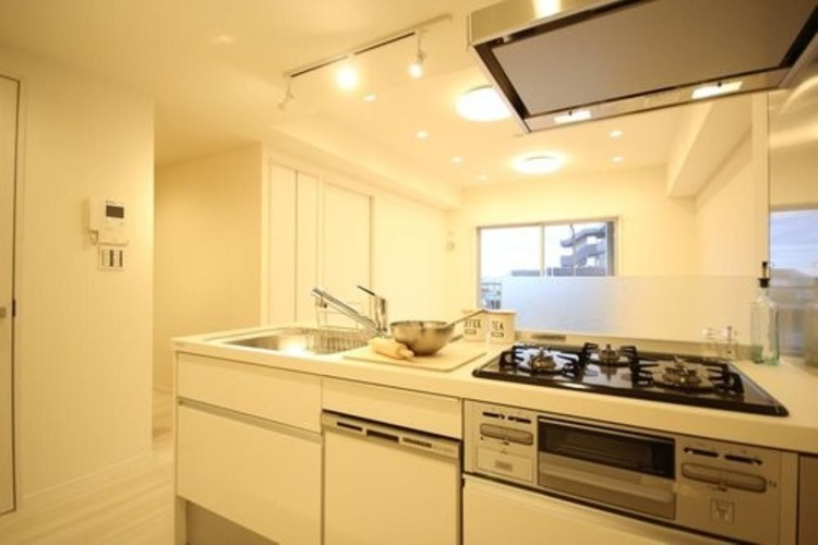 青戸パーク・ホームズ(6F)のキッチン画像