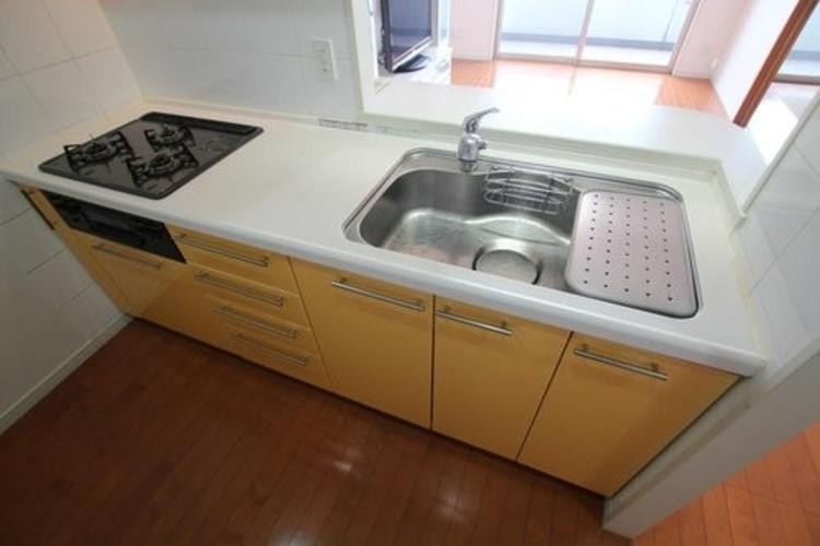 レーベンハイム篠崎リバーブリーズ(4F)のキッチン画像