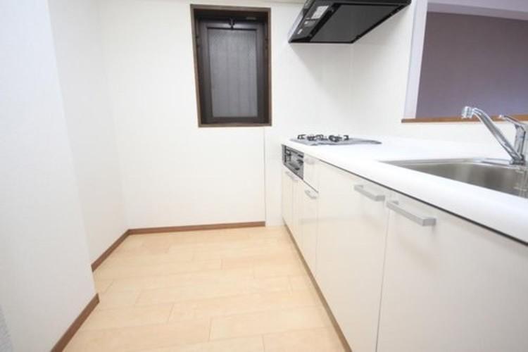 ライオンズマンション木根川中央公園(2F)のキッチン画像