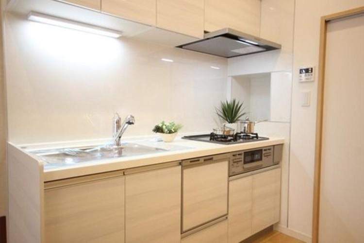 中銀東上野マンシオン(4F)のキッチン画像