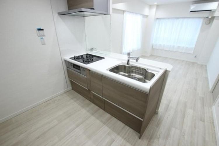 東四つ木グリーンハイツ(5F)のキッチン画像