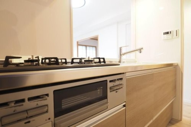 セントラルコート新小岩(1F)のキッチン画像