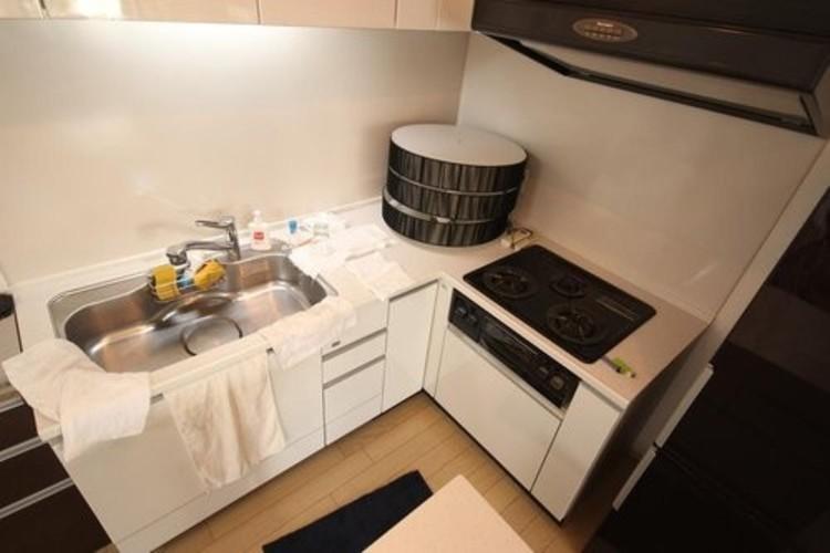 シーキューレジデンシャル上野(5F)のキッチン画像