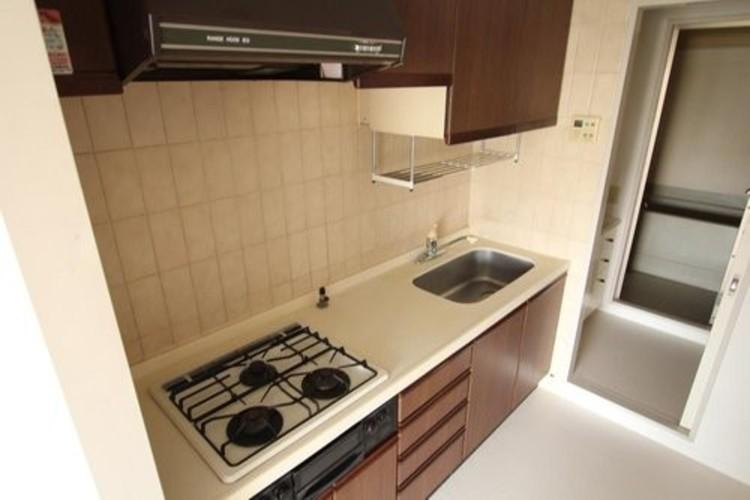 コスモ松戸リバーサイド(7F)のキッチン画像