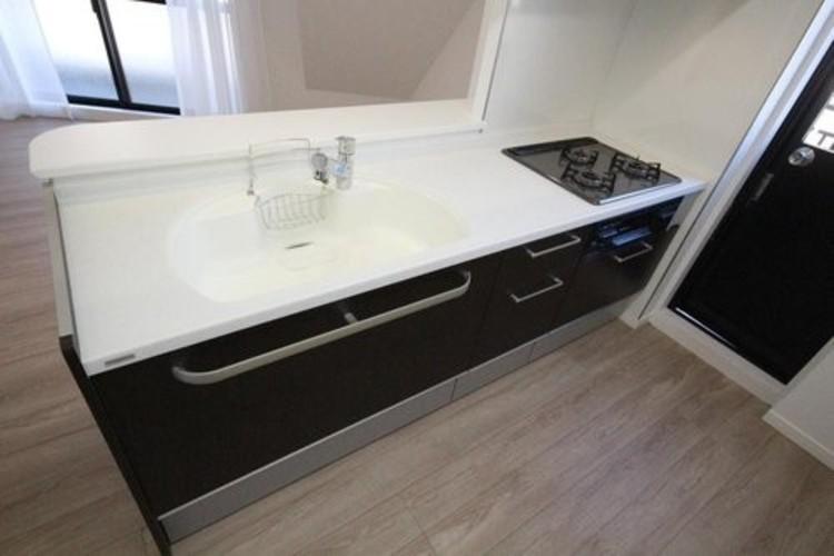 ドムール浅草(7F)のキッチン画像