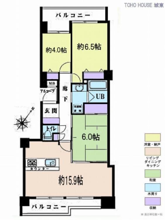 シーアイマンション上野(2F)の間取り画像