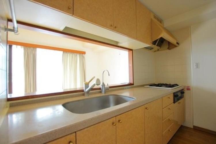 シーアイマンション上野(2F)のキッチン画像