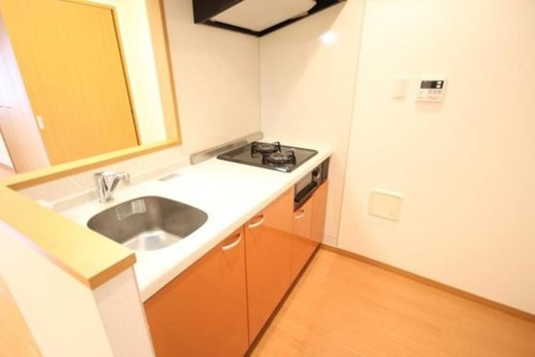 スカイコートヌーベル入谷(6F)のキッチン画像