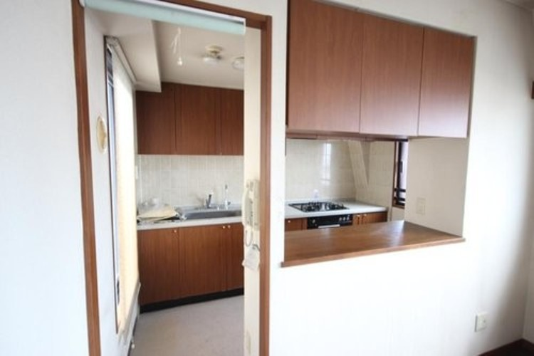 コスモお花茶屋グランステージ(6F)のキッチン画像
