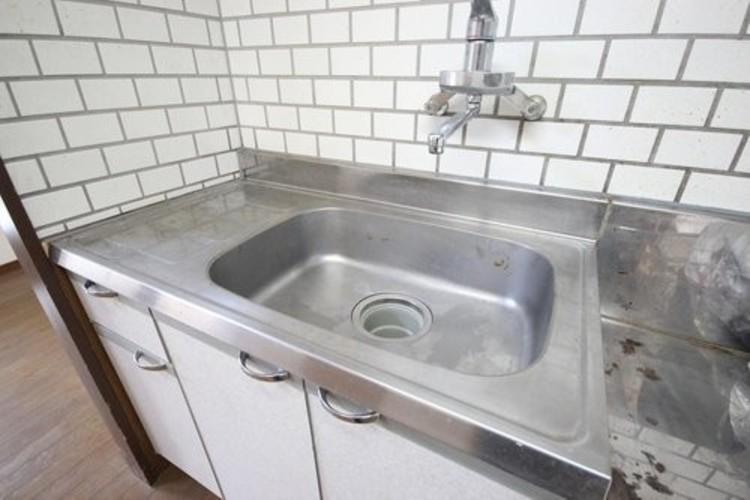 池上コーポラスのキッチン画像