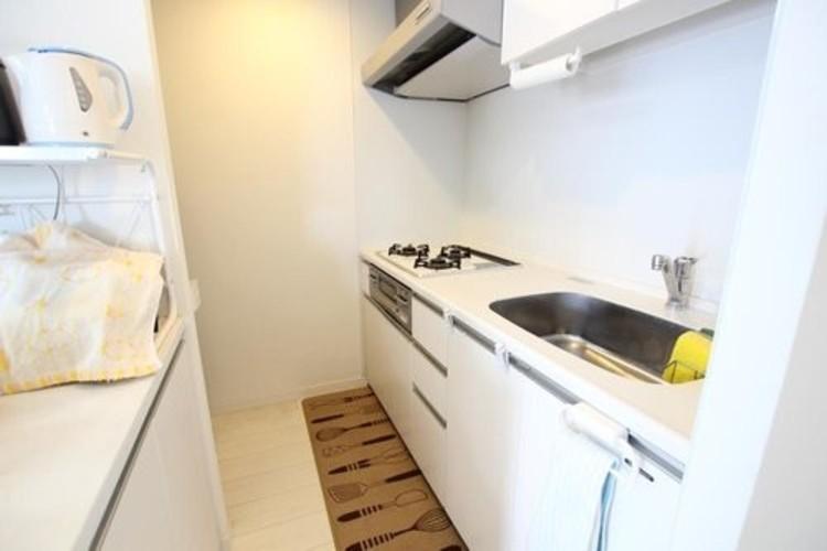 ジーベック浅草アーリアのキッチン画像