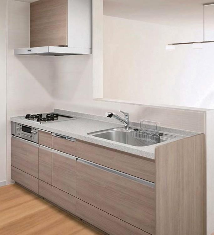 クレストコート保谷(801)のキッチン画像