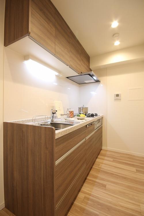 ドルミ第2御苑のキッチン画像