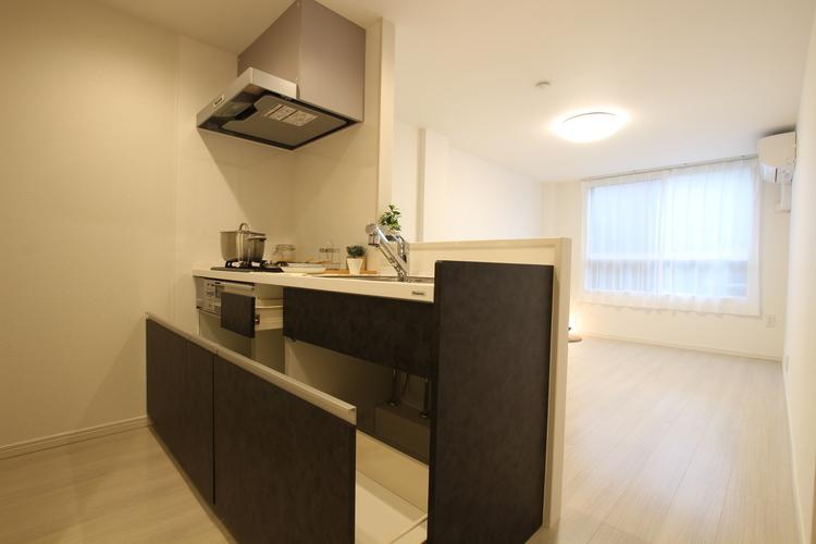 狛江第3コーポラスのキッチン画像