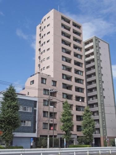 スカーラ品川戸越スカイタワー(101)の物件画像