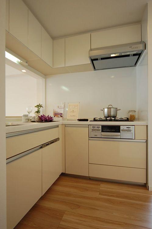 ファミリオン多摩川のキッチン画像