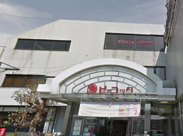 駅前にもスーパーがあり、お仕事やお出掛け帰りにもお買物ができます