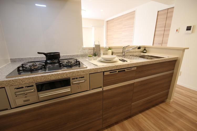 目白ガーデニアのキッチン画像