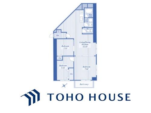 東武越谷サンライトマンションの画像