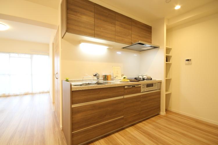 サンライフ南蒲田のキッチン画像